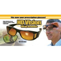 HD Vision Night Driving Anti Glare Driver Safety Glasses