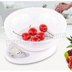 Portable Electronic Kitchen Scale
